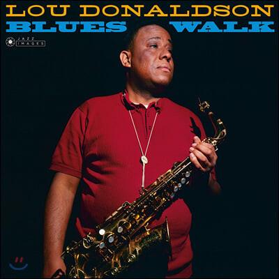 Lou Donaldson (루 도널드슨) - Blues Walk [LP]