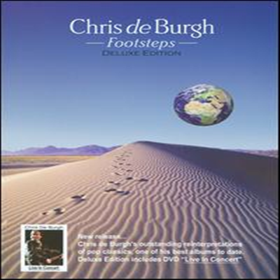 Chris De Burgh - Footsteps (CD+PAL DVD)