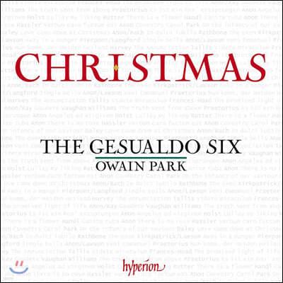 Owain Park 크리스마스를 주제로 한 합창곡 모음집 (Christmas)