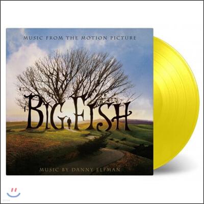 빅 피쉬 영화음악 (Big Fish OST by Danny Elfman) [수선화 옐로우 컬러 2LP]