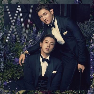 동방신기 (東方神起) - XV (CD+DVD) (초회생산한정반)
