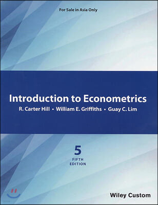 Principles of Econometrics, 5/E
