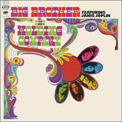 Janis Joplin - Big Brother And The Holding Company [LP]