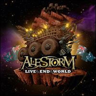 Alestorm - Live At The End Of The World (CD+DVD)