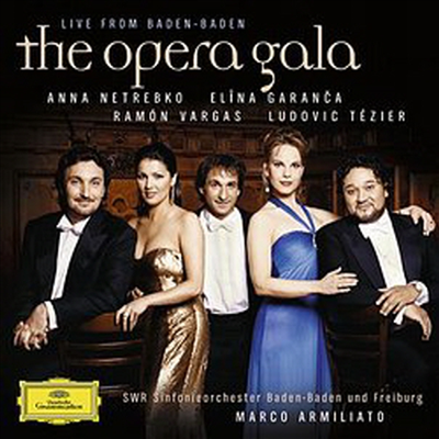 오페라 갈라 (바덴-바덴 라이브) (The Opera Gala (Live from Baden-Baden) - Anna Netrebko