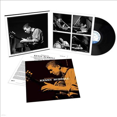 Kenny Burrell - Introducing Kenny Burrell (Limited Edition, 180g, Gatefold)