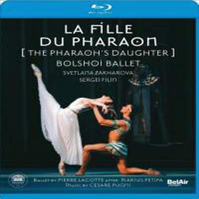세자르 퓌니 : 발레 '파라오의 딸' (Pugni : The Pharaoh's Daughter) (Blu-ray) (2010) - Bolshoi Ballet