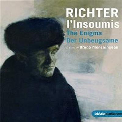스비아토슬라프 리히터 - 위대한 피아노 장인의 예술 (Sviatoslav Richter - L'insoumis: The Enigma) (Documentary)(한글자막)(Blu-ray) (2015)