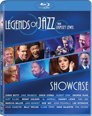 Legend Of Jazz With Ramsey Lewis - Showcase