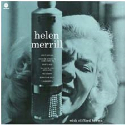 Helen Merrill - With Clifford Brown (180g Audiophile Vinyl LP)