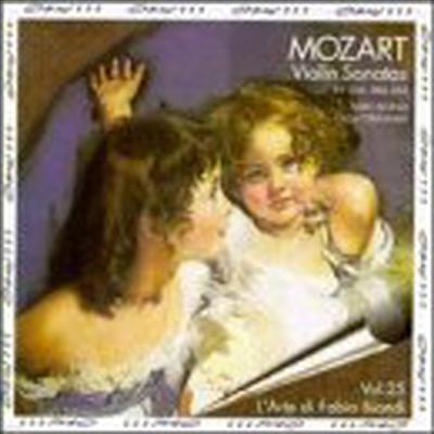 모차르트 : 바이올린 소나타 (Mozart : Violin Sonatas KV. 306, 380, 454) - Fabio Biondi