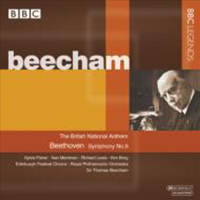 베토벤 : 교향곡 9번 '합창', 영국 국가 (Beethoven : Symphony No.9 Op.125 'Choral', National Anthems) - Thomas Beecham