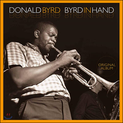 Donald Byrd (도날드 버드) - Byrd in Hand [LP]