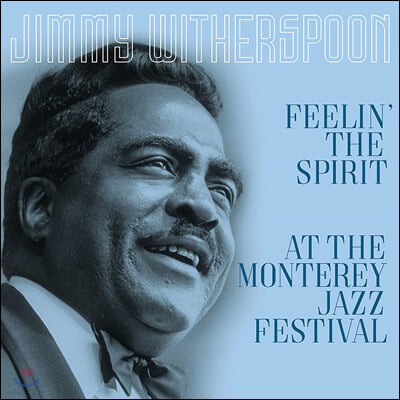 Jimmy Witherspoon (지미 위더스푼) - Feelin' the Spirit/At the Monterey Jazz Festival [LP]