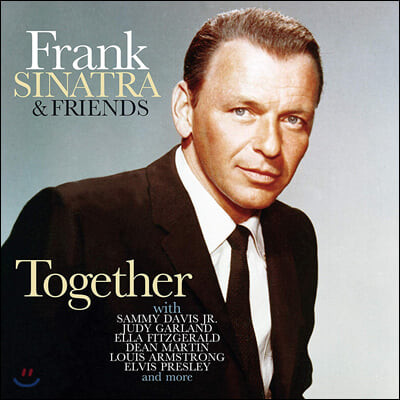 Frank Sinatra (프랭크 시나트라) - Together: Duets On the Air & In the Studio [LP]