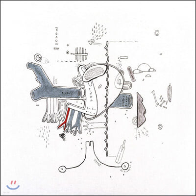 스콧 허치슨 추모 앨범 (Tiny Changes: A Celebration of Frightened Rabbit's 'The Midnight Organ Fight) [2LP]