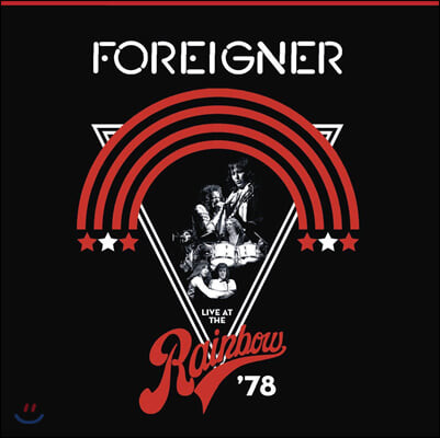 Foreigner (포리너) - Live At The Rainbow '78