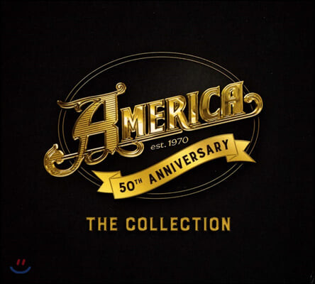 America (아메리카) - 50th Anniversary: The Collection (Deluxe Edition)