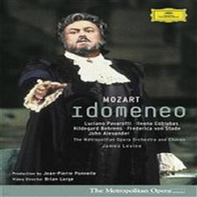 모차르트 : 이도메네오 (Mozart : Idomeneo) (한글무자막)(2DVD) - Luciano Pavarotti