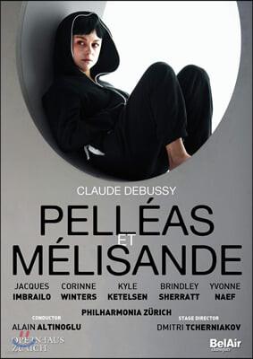 Jacques Imbrailo 드뷔시: 오페라 '펠리아스와 멜리장드' (Debussy: Pelleas et Melisande)