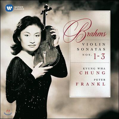정경화 - 브람스: 바이올린 소나타 전곡집 (Brahms: Violin Sonatas Nos.1-3)