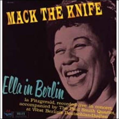 Ella Fitzgerald - Ella in Berlin: Mack The Knife