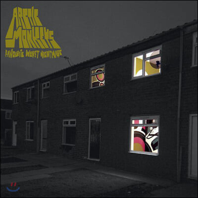 Arctic Monkeys (악틱 몽키즈) - Favourite Worst Nightmare [LP]