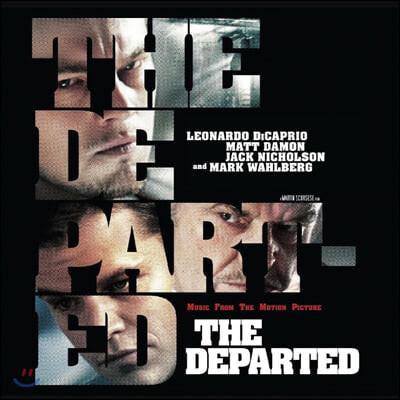 디파티드 영화음악 (The Departed OST) [그린 컬러 LP]