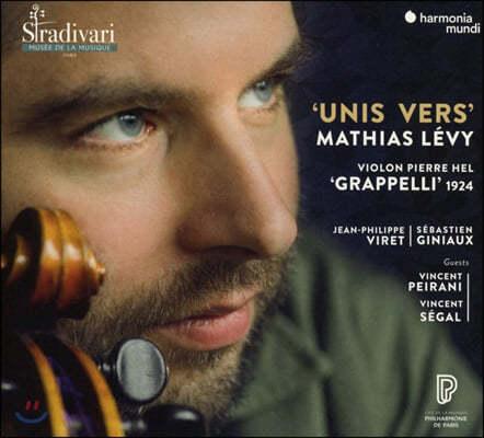 Mathias Levy (마티아스 레비) - Unis Vers