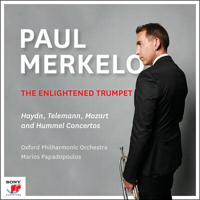 Paul Merkelo 폴 머클로 트럼펫 협주곡 연주집 (The Enlightened Trumpet)