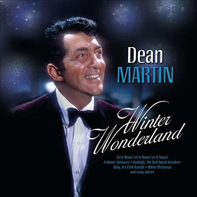 Dean Martin - Winter Wonderland (3 Bonus Tracks)(180G)(Colored Vinyl)(LP)