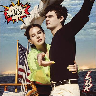 Lana Del Rey (라나 델 레이) - 6집 Norman Fucking Rockwell [블랙반 2LP]