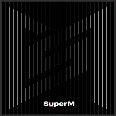 슈퍼엠 (SuperM) - SuperM (1st Mini Album) (Group Ver.) (미국빌보드집계반영 CD)