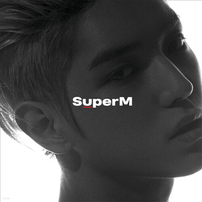 슈퍼엠 (SuperM) - SuperM (1st Mini Album) (Taeyong Ver.) (미국빌보드집계반영 CD)(Digibook)
