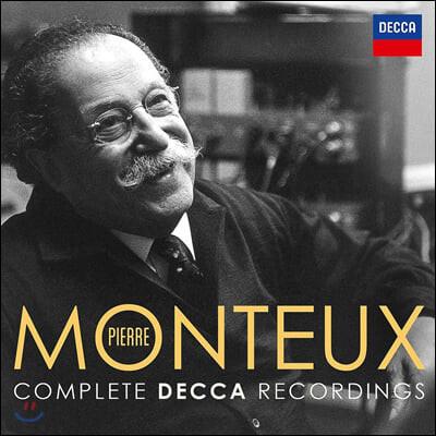 피에르 몽퇴 데카 녹음 전곡집 (Pierre Monteux Complete Decca Recordings)