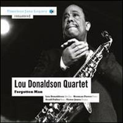 Lou Donaldson Quartet - Forgotten Man (Remastered)