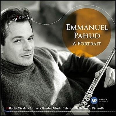 Emmanuel Pahud 인스피레이션 - 엠마뉘엘 파후드의 초상: 바흐 / 비발디 / 모차르트 외 (A Portrait - J.S. Bach / Vivaldi / Mozart)