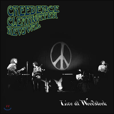 Creedence Clearwater Revival (C.C.R.) - Live At Woodstock