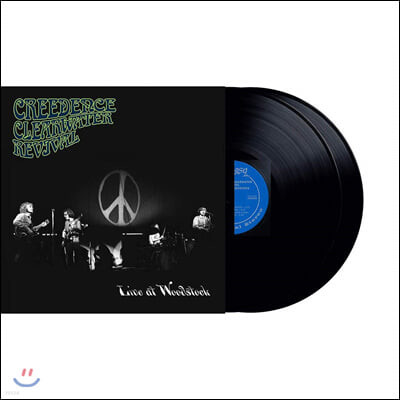 Creedence Clearwater Revival (C.C.R.) - Live At Woodstock [2LP]