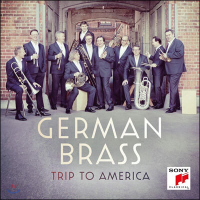 German Brass 금관악기 앙상블로 연주하는 20세기 미국 음악 모음집 (Trip to America)