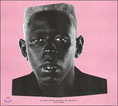 Tyler, The Creator (타일러 더 크리에이터) - 5집 Igor