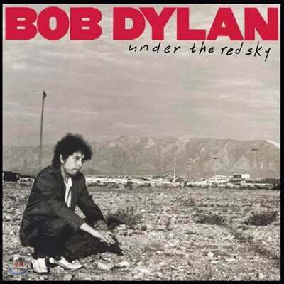 Bob Dylan (밥 딜런) - Under The Red Sky [LP]