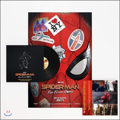 스파이더맨: 파 프롬 홈 영화음악 (Spider-Man: Far From Home OST by Michael Giacchino 마이클 지아치노) [LP]