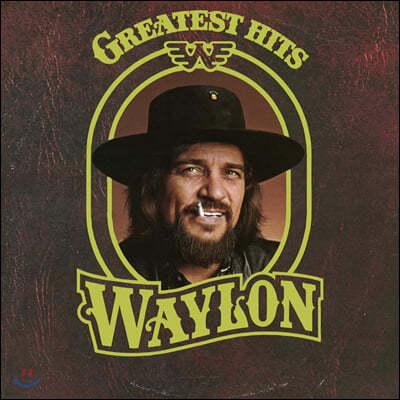 Waylon Jennings (웨일런 제닝스) - Greatest Hits [LP]