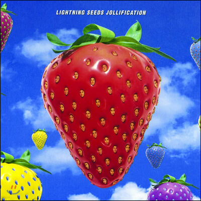 The Lightning Seeds (라이트닝 씨즈) - Jollification (Remastered) [2LP]