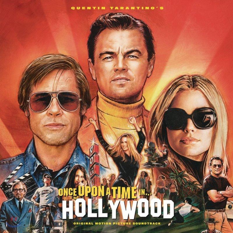 원스 어폰 어 타임 인 할리우드 영화음악 (Quentin Tarantino`s Once Upon a Time in Hollywood Original Motion Picture Soundtrack)