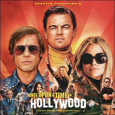 원스 어폰 어 타임 인 할리우드 영화음악 (Quentin Tarantino`s Once Upon a Time in Hollywood Original Motion Picture Soundtrack)
