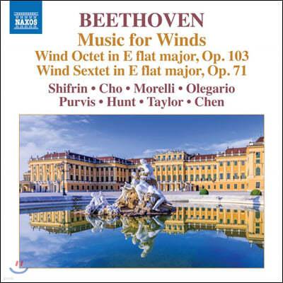 베토벤: 관악기를 위한 음악 (Beethoven: Music for Winds)