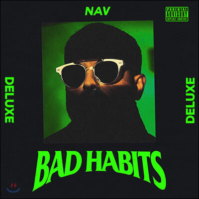 Nav (나브) - 2집 Bad Habits [2LP]