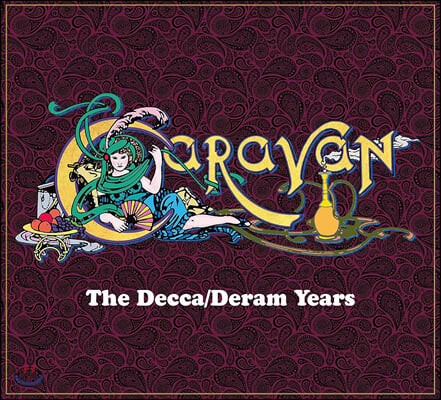 Caravan (캐러밴) - The Decca/Deram Years (An Anthology) 1970-1975